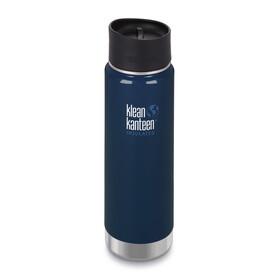 Klean Kanteen Insulated Wide Café Bottle 20oz (592 ml) Deep Sea